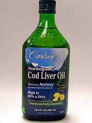 Cod Liver Oil